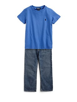 Ralph Lauren - Toddler's & Little Boy's Jersey Tee