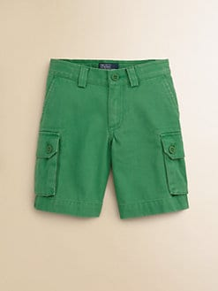Ralph Lauren - Toddler's & Little Boy's Chino Fatigue Shorts