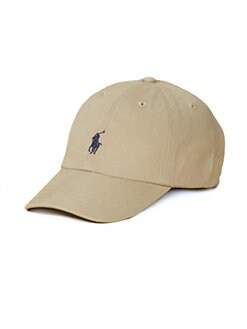 Ralph Lauren - Toddler's & Little Boy's Baseball Cap