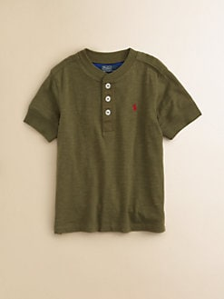Ralph Lauren - Toddler's & Little Boy's Henley Tee
