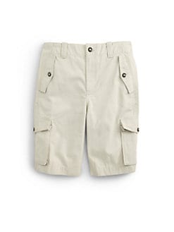Ralph Lauren - Boy's Canadian Cargo Shorts