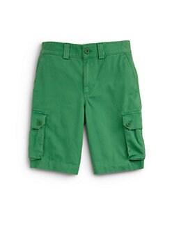 Ralph Lauren - Boy's Chino Cargo Shorts
