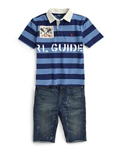 Ralph Lauren - Boy's Rugby Polo