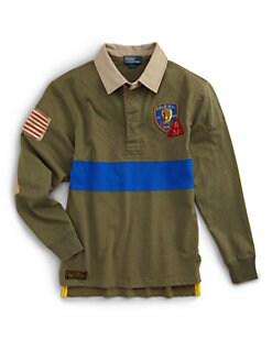 Ralph Lauren - Boy's Rugby Shirt