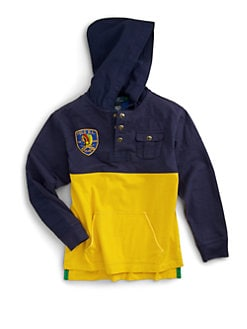 Ralph Lauren - Boy's Rugby Hoodie