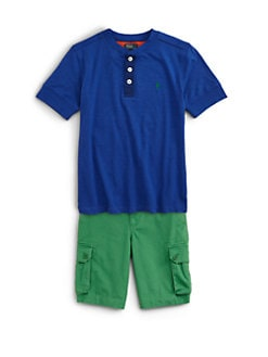 Ralph Lauren - Boy's Henley Tee