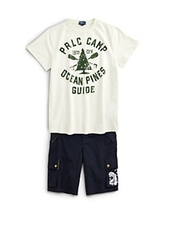 Ralph Lauren - Boy's Jersey Tee