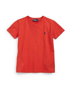 Ralph Lauren - Toddler's & Little Boy's V-Neck Tee