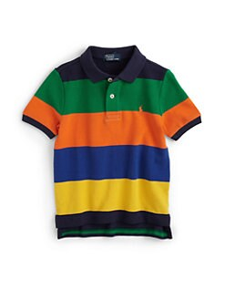 Ralph Lauren - Toddler's Lifesaver Polo Shirt
