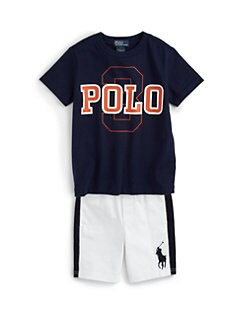 Ralph Lauren - Toddler's & Little Boy's Polo Tee