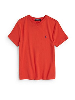 Ralph Lauren - Boy's V-Neck Tee