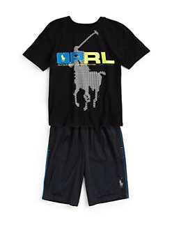 Ralph Lauren - Boy's Big Pony Tee