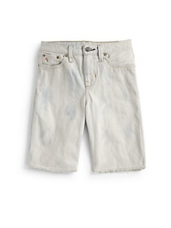 Ralph Lauren - Boy's Cutoff Denim Shorts