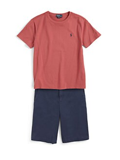 Ralph Lauren - Boy's Pony Tee