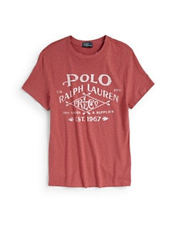 Ralph Lauren - Boy's Graphic Tee