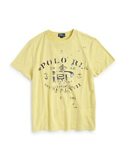 Ralph Lauren - Boy's Nautical Tee