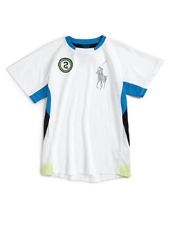 Ralph Lauren - Boy's Active Tee