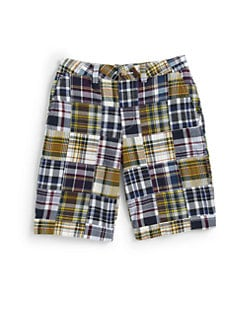 Ralph Lauren - Boy's Patchwork Shorts