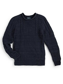 Ralph Lauren - Boy's Crewneck Sweater