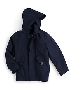 Ralph Lauren - Toddler's & Little Boy's Continental Windbreaker