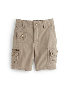 Ralph Lauren - Toddler's & Little Boy's Fleet Cargo Shorts