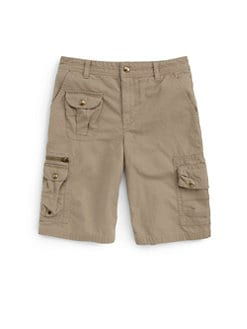 Ralph Lauren - Boy's Fleet Cargo Shorts