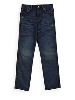 Ralph Lauren - Boy's Distressed Vintage Slim Jeans