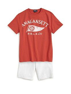 Ralph Lauren - Boy's Summer Tee