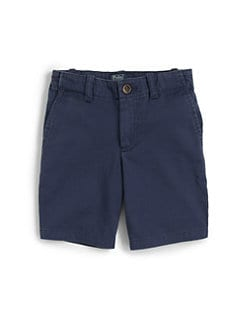 Ralph Lauren - Toddler's & Little Boy's Rugged Bleeker Shorts