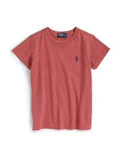 Ralph Lauren - Toddler's & Little Boy's Crewneck Tee