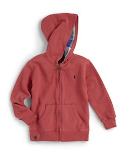 Ralph Lauren - Toddler's & Little Boy's Hooded Sweatshirt