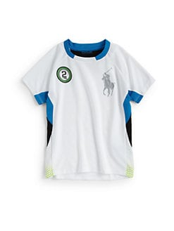 Ralph Lauren - Toddler's & Little Boy's Active Tee