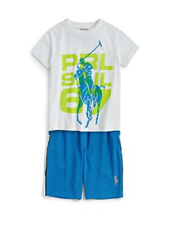 Ralph Lauren - Toodler's & Little Boy's Active Tee
