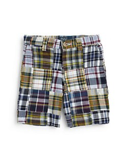 Ralph Lauren - Toddler's & Little Boy's Patchwork Shorts