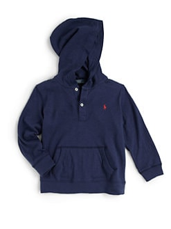 Ralph Lauren - Toddler's & Little Boy's Cotton Hoodie