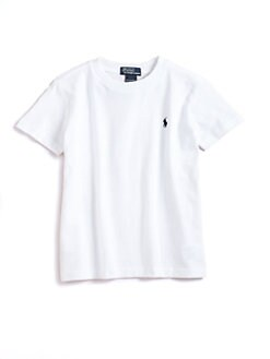 Ralph Lauren - Toddler's & Little Boy's Cotton Jersey Tee