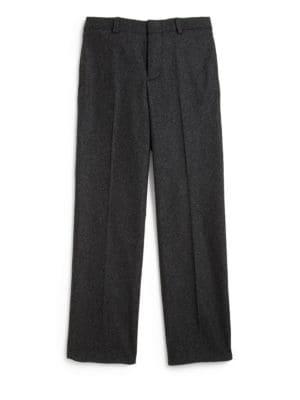 Little Boy's Woodsman Wool Pants