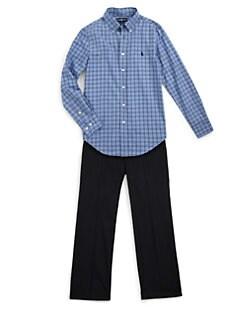 Ralph Lauren - Boy's Check Shirt