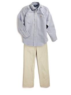 Ralph Lauren - Boy's Classic Oxford Shirt