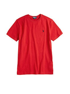 Ralph Lauren - Boy's Cotton Jersey Tee