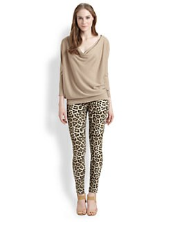 MICHAEL MICHAEL KORS - Cowlneck Dolman Sweater