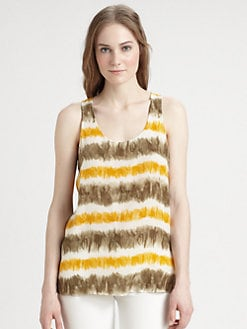 MICHAEL MICHAEL KORS - Tie-Dye Tank Top