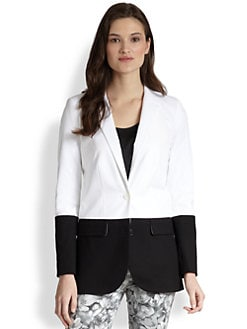 MICHAEL MICHAEL KORS - Colorblock Boy Blazer