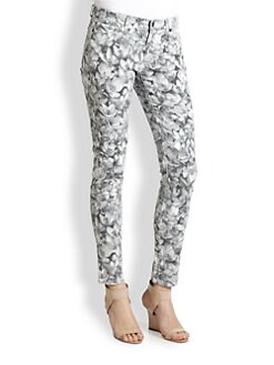 MICHAEL MICHAEL KORS - Wildflower Skinny Jeans