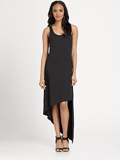 MICHAEL MICHAEL KORS - Asymmetrical Tank Dress