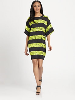 MICHAEL MICHAEL KORS - Chatworth Oversized-Tee Dress