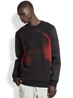 LES BENJAMINS - Abstract Sweatshirt