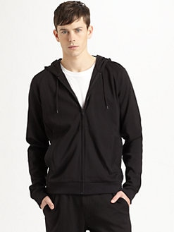 Hugo - Jersey Hooded Sweatshirt