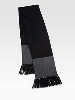 Rag & Bone - Birdseye Wool Scarf