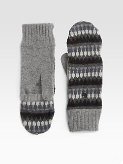 Rag & Bone - Nordic Convertible Mittens